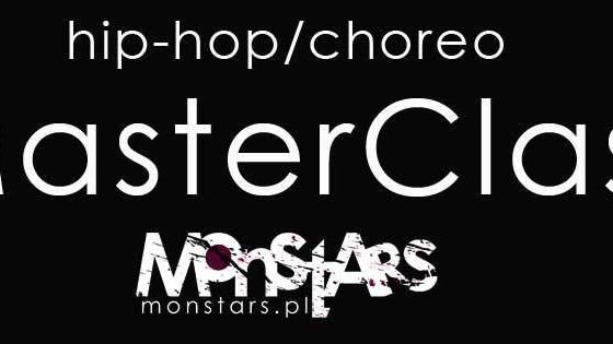 MasterClass HIP-HOP/CHOREO dla śr.zaaw.