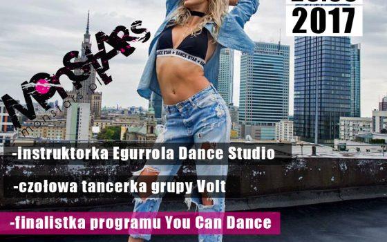 Zapraszamy na warsztaty z Julią Żytko z Egurrola Dance Studio