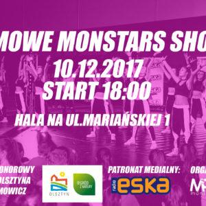 Zimowe Monstars Show już 10.12.2017